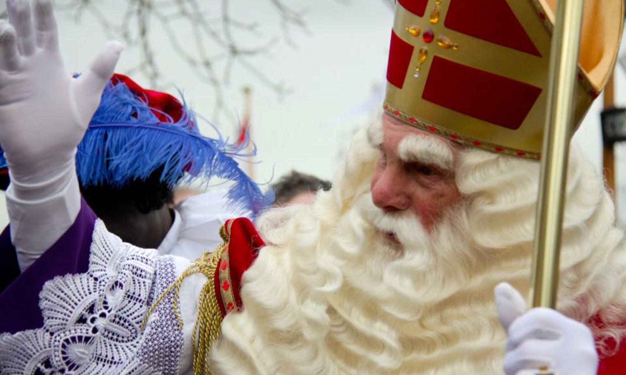 Sinterklaasintocht Sprang-Capelle